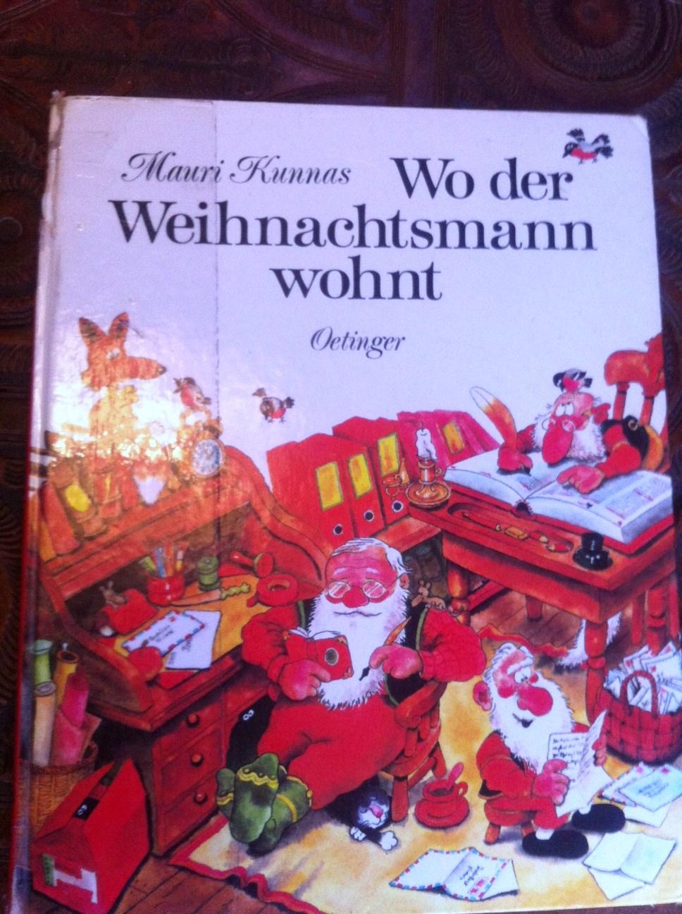 Buchtipp für Kinder: Wo der Weihnachtsmann wohnt | Ganz normale Mama