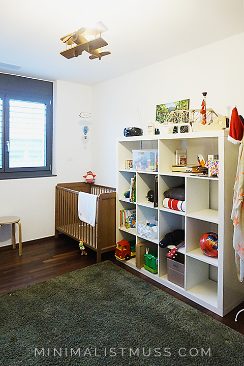 Minimalismus im kinderzimmer interview mit for Kinderzimmer play 01